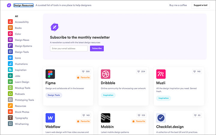 Fresh Resources for Web Designers and Developers (August 2020)